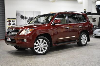2008_Lexus_LX 570_AWD_ Boston MA