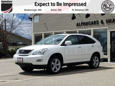 2008_Lexus_RX 350__ Boxborough MA