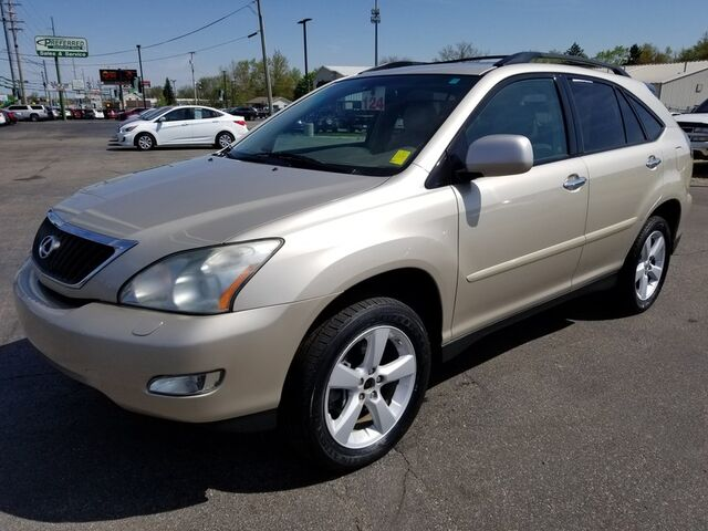 2008 Lexus RX 350  Fort Wayne Auburn and Kendallville IN