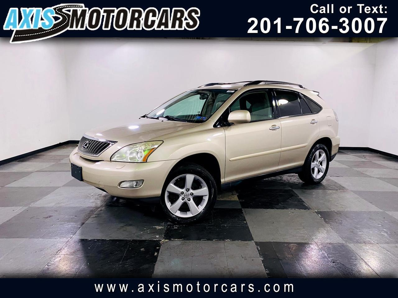 2008 Lexus RX 350 4dr w/Backup Camera Sun Roof Jersey City NJ