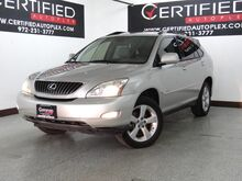 2008_Lexus_RX 350_SUNROOF HEATED LEATHER SEATS KEYLESS ENTRY MEMORY SEAT POWER LIF_ Carrollton TX