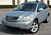 2008 Lexus RX 350 w/ LEATHER SEATS & SUNROOF