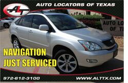 2008_Lexus_RX 350 with NAVIGATION__ Plano TX