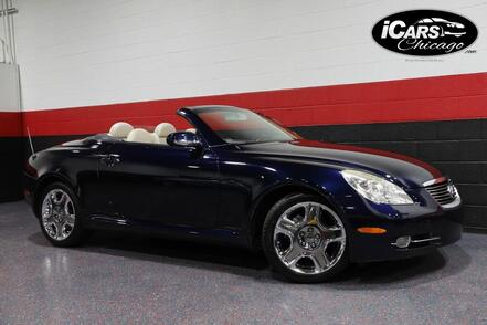 2008_Lexus_SC 430_2dr Convertible_ Chicago IL