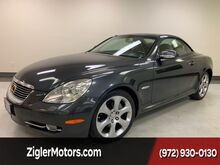 2008_Lexus_SC 430_Convertible Pebble Beach Edition Navigation Mark Levinson Clean Carfax_ Addison TX
