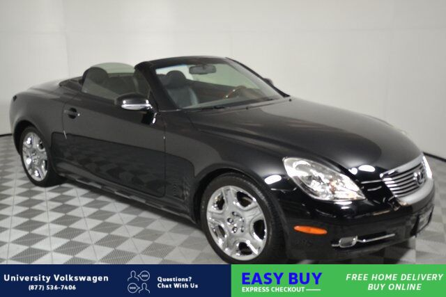 2008 Lexus SC 430 Seattle WA