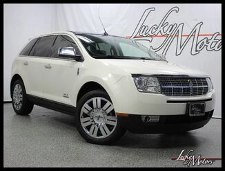 2008_Lincoln_MKX_Limited Edition_ Villa Park IL