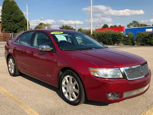 2008_Lincoln_MKZ_FWD_ Frankfort KY