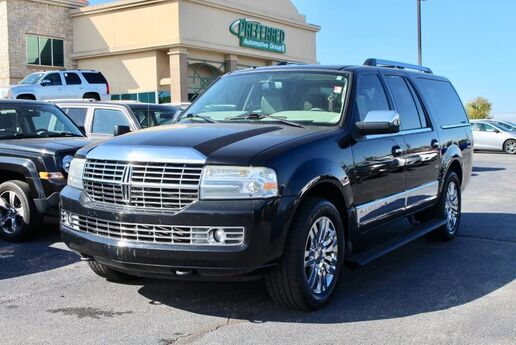 2008 Lincoln Navigator L  Fort Wayne Auburn and Kendallville IN