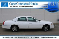 2008_Lincoln_Town Car_Limited_ Cape Girardeau MO