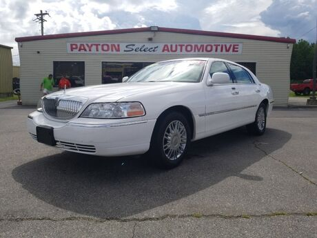 2008 Lincoln Town Car Limited Heber Springs AR