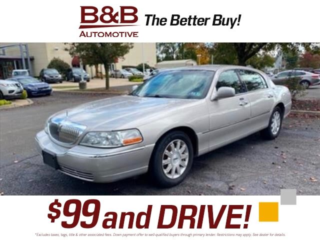 2008 Lincoln Town Car Signature Limited Fairless Hills PA