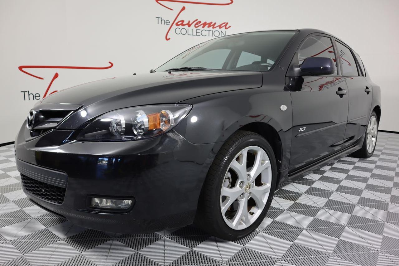 2008 MAZDA MAZDA3 s Sport Hatchback 4D Hollywood FL