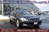 2008 MERCEDES-BENZ S-CLASS S550 4Matic with Dynamic Seats