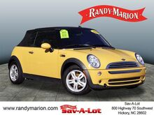 2008_MINI_Cooper_Base_ Hickory NC