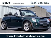 2008_MINI_Cooper Convertible_S_ Old Saybrook CT