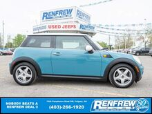 2008_MINI_Cooper Hardtop_Classic, 6Spd Manual, Heated Seats_ Calgary AB