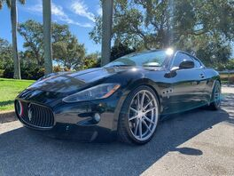 2008_Maserati_GranTurismo_Base_ Hollywood FL