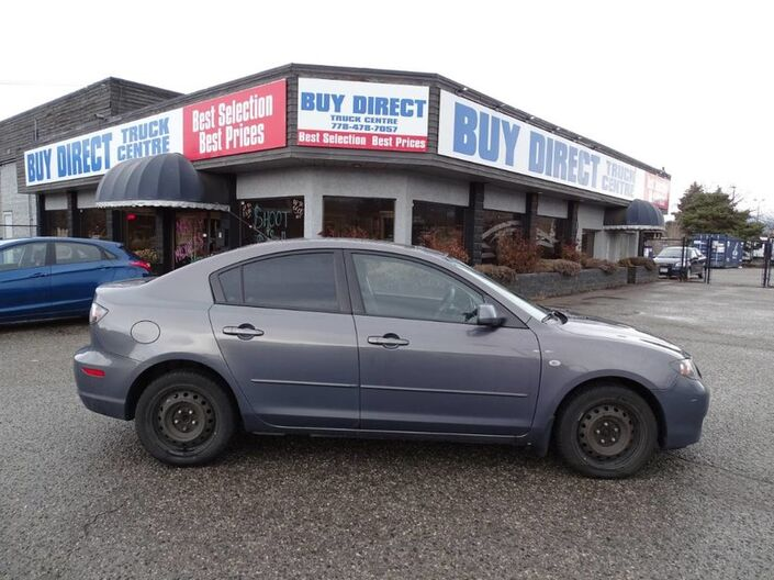 2008 Mazda 3 GS Sunroof, Well Maintained, Serviced Regularly Kelowna BC