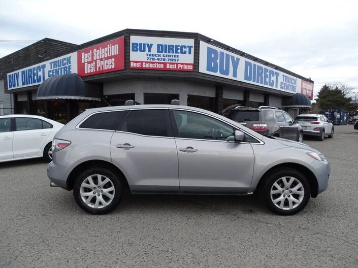 2008 Mazda CX-7 GS, All Wheel Drive, Vehicle Regularly Serviced, Heated Leather Kelowna BC
