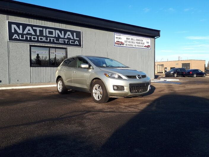 2008 Mazda CX-7 GT - AWD, HEATED SEATS, SUNROOF Lethbridge AB