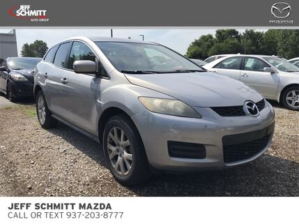 2008_Mazda_CX-7_Grand Touring_ Dayton area OH
