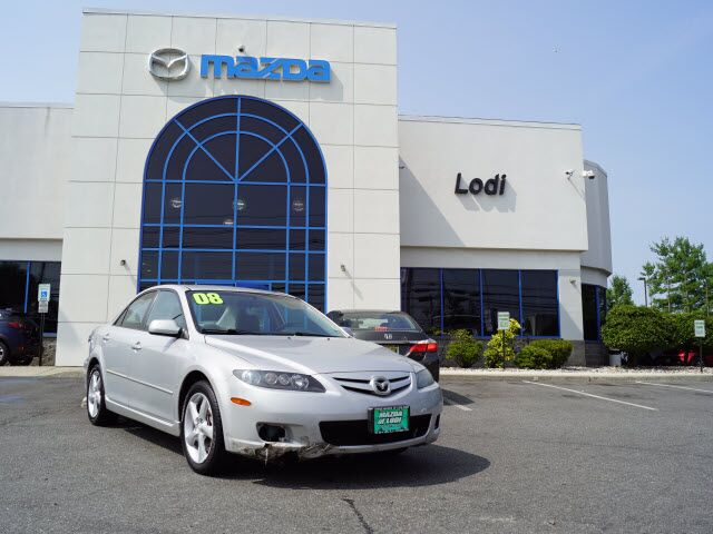 2008 Mazda MAZDA6i i Sport Value Edition Lodi NJ