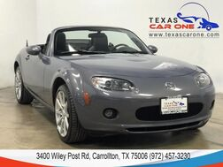 2008_Mazda_MX-5 Miata_GRAND TOURING PREMIUM PKG AUTOMATIC LEATHER HEATED SEATS BLUETOO_ Carrollton TX