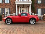 2008 Mazda MX-5 Miata Grand Touring 2-owners hard top BEAUTIFUL RED MUST C!