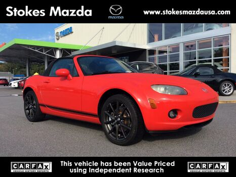 2008_Mazda_MX-5 Miata_Grand Touring_ Aiken SC