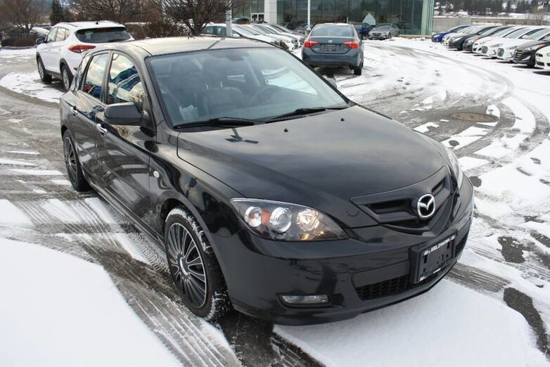 2008 Mazda Mazda3 GT *Ltd Avail* Bluetooth, Power options,heated seats,Leather, Sunroof. Kelowna BC