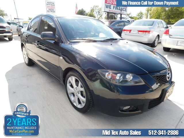 2008 Mazda Mazda3 i Touring Value Austin TX