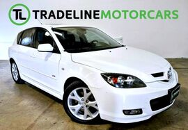 2008_Mazda_Mazda3_s Sport LEATHER, SUNROOF, AUX AND MUCH MORE!!!_ CARROLLTON TX