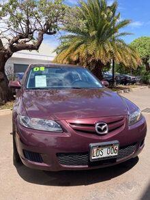2008_Mazda_Mazda6_4dr Sdn Auto i Sport VE_ Kahului HI