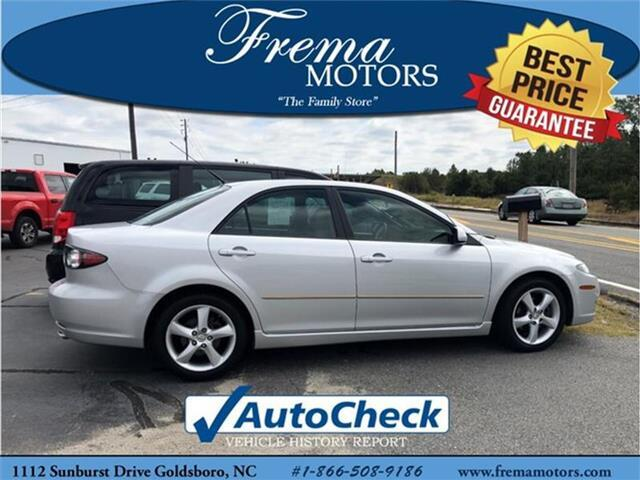 2008 Mazda Mazda6 i Touring Sedan Goldsboro NC