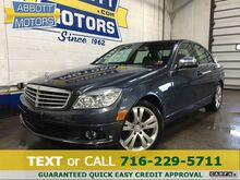 2008_Mercedes-Benz_C-Class_3.0L Luxury 4MATIC AWD_ Buffalo NY