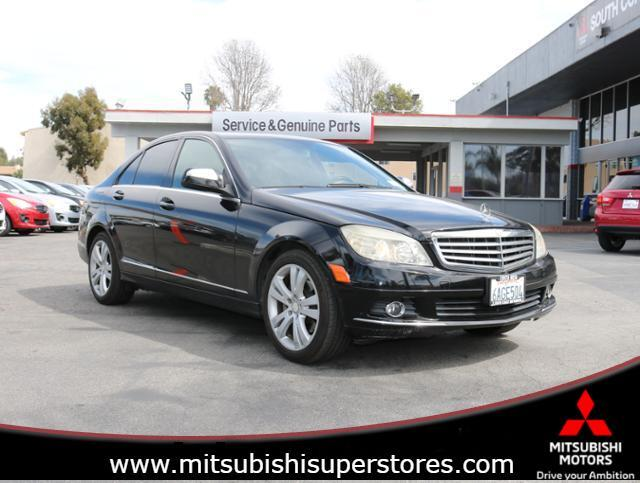 2008 Mercedes-Benz C-Class 3.0L Luxury Costa Mesa CA