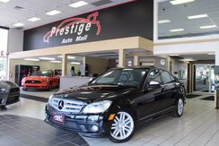 2008_Mercedes-Benz_C-Class_3.0L Sport - Sun Roof, Heated Seats_ Cuyahoga Falls OH