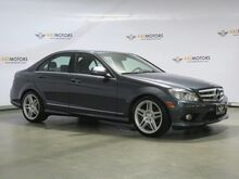 2008_Mercedes-Benz_C-Class_3.0L Sport Heated Seats,Sunroof,AMG Wheels_ Houston TX