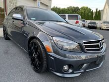 2008_Mercedes-Benz_C-Class_6.3L AMG_ Whitehall PA