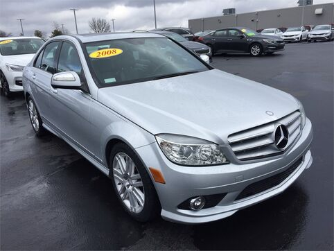 2008_Mercedes-Benz_C-Class_AWD 3.0L_ Evansville IN