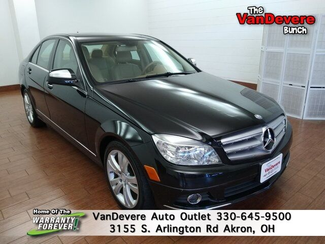 2008 Mercedes-Benz C-Class C 300 Akron OH