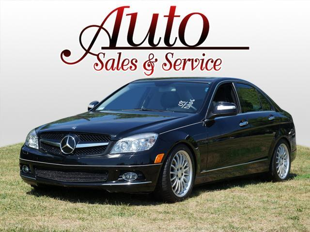 2008 Mercedes-Benz C-Class C 300 Luxury Indianapolis IN