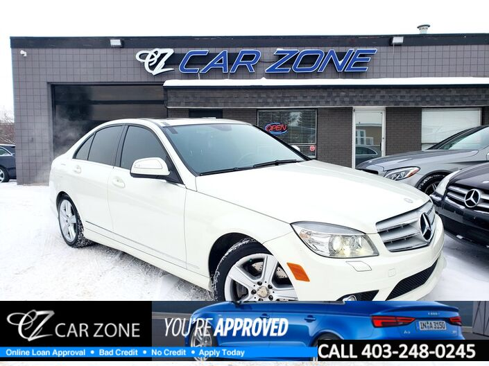 2008 Mercedes-Benz C-Class C300 4MATIC AWD, VERY CLEAN CONDITION Calgary AB