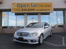 2008_Mercedes-Benz_C-Class_C300 Sport Sedan_ Las Vegas NV