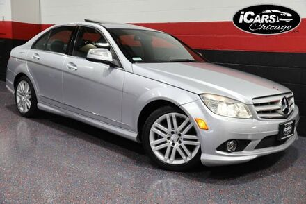2008_Mercedes-Benz_C300_4-Matic Sport 4dr Sedan_ Chicago IL