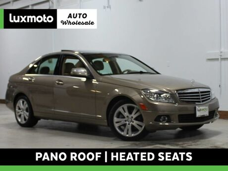 2008 Mercedes-Benz C300 4MATIC Heated Seats Panoramic Roof Portland OR