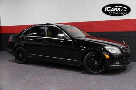 2008_Mercedes-Benz_C300 Luxury 4Matic_4dr Sedan_ Chicago IL