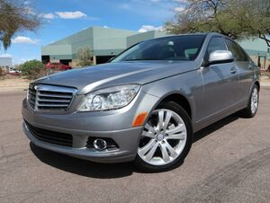 2008_Mercedes-Benz_C300_Sedan_ Scottsdale AZ