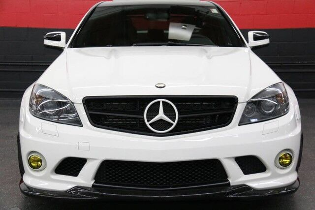2008 Mercedes-Benz C63 AMG 4dr Sedan Chicago IL